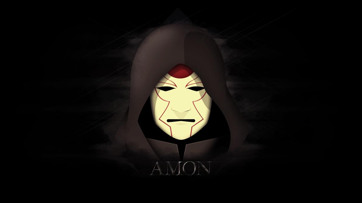 аватар легенда о корре амон: