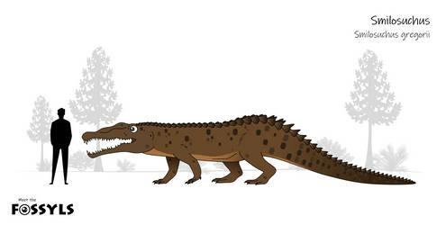 Smilosuchus gregorii