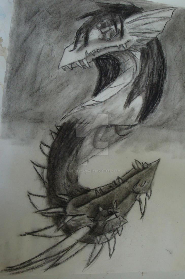 Twin Dragon by NigeltheTaniwha