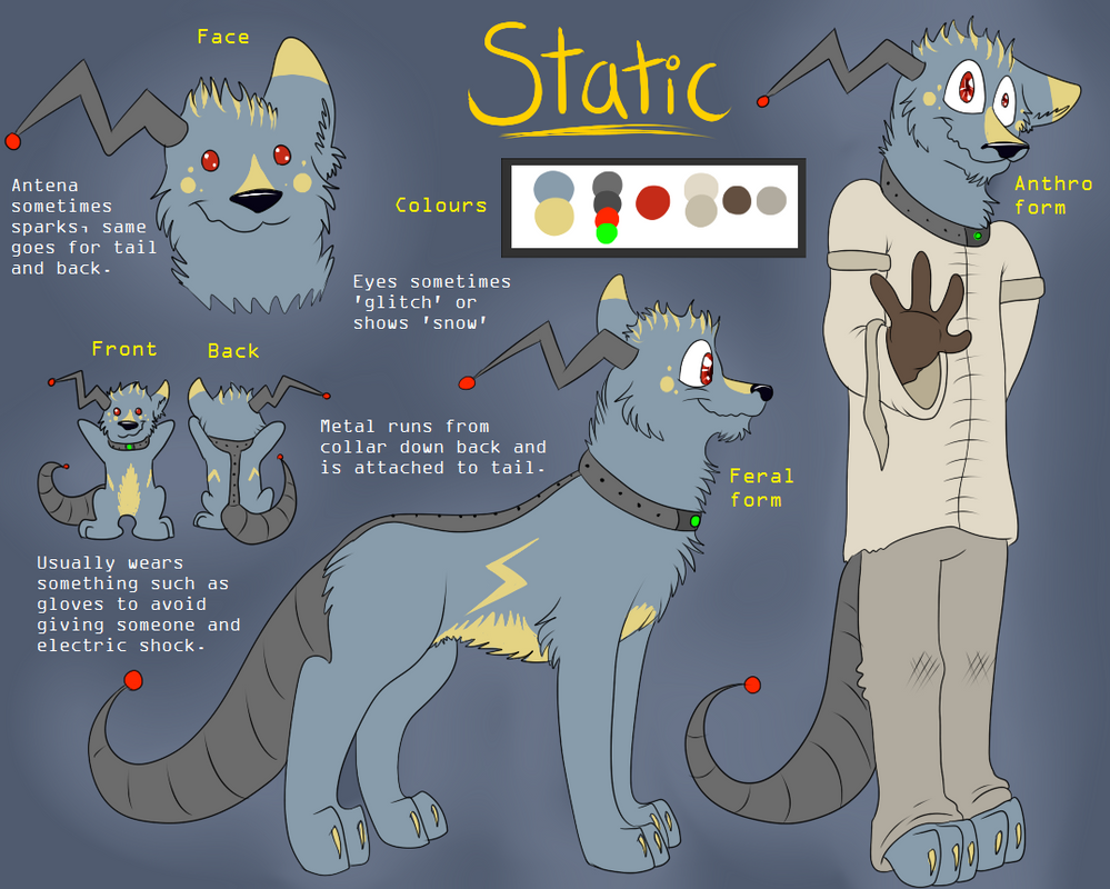 Static ref by dragonwolfgirl1234