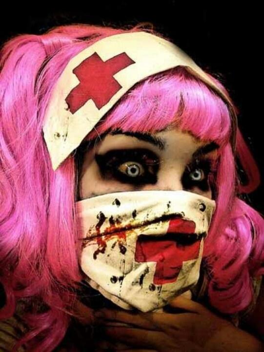 sexy zombie nurse by mcostume on deviantart