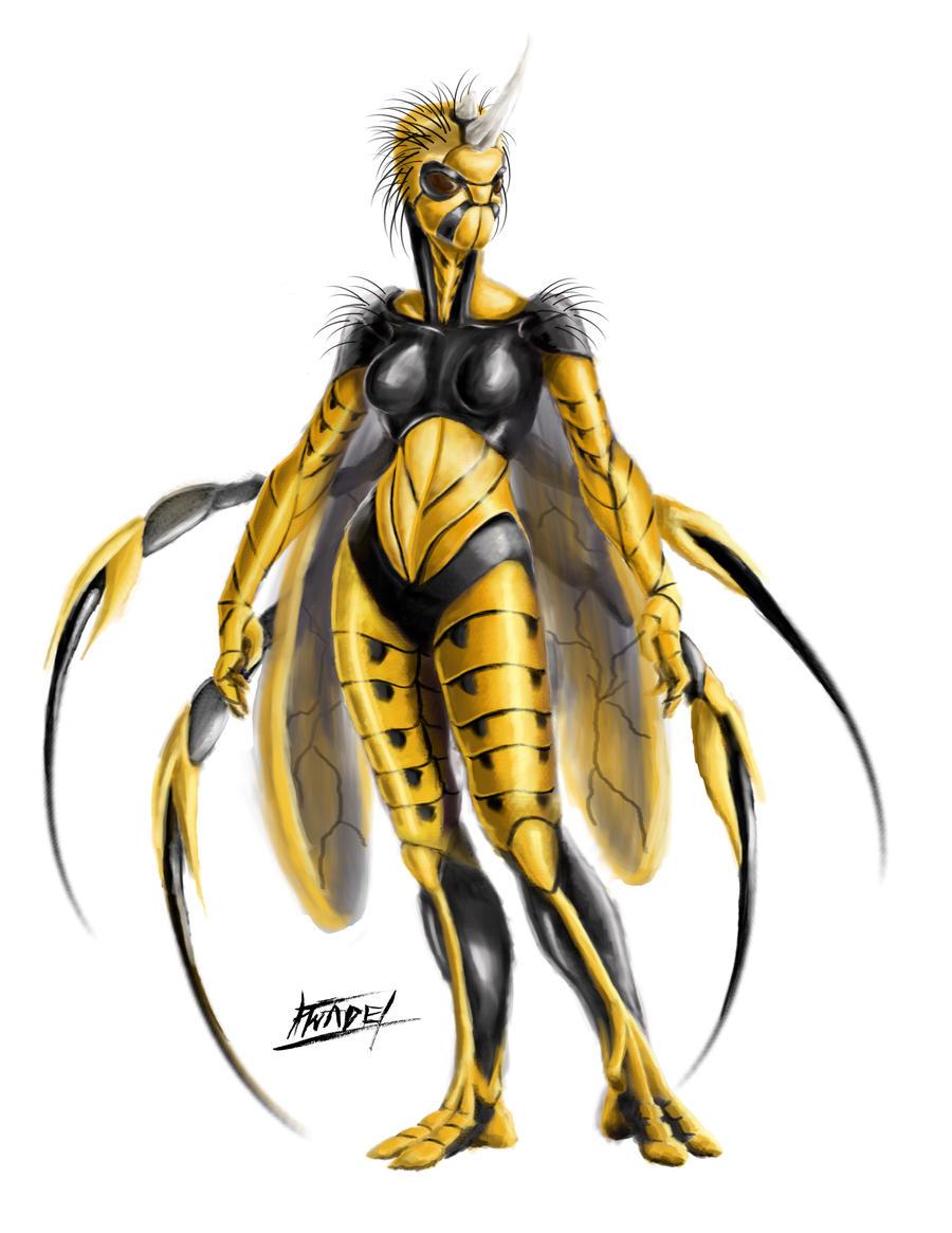 Image result for demon hornet
