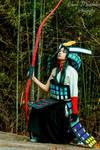 Torahime - Muramasa the demon blade - cosplay by UlcerateCosplay
