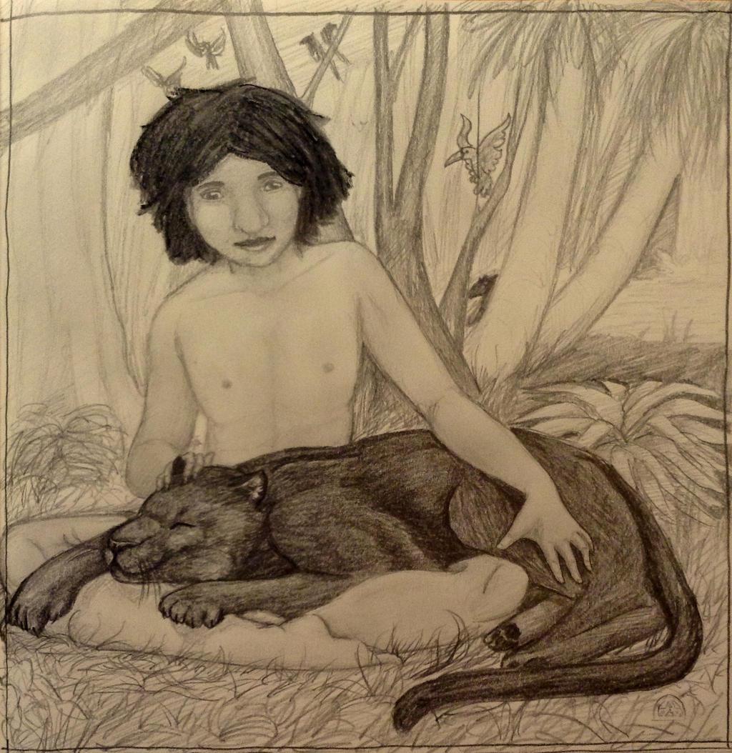 Mowgli ?!