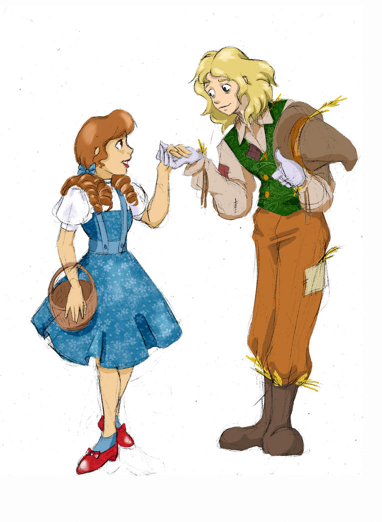 dorothy and ozma relationship help