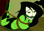 Shego Bound and Gagged 2