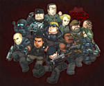 gears of war:COG TEAM