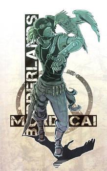 BORDERLANDS:Mordecai