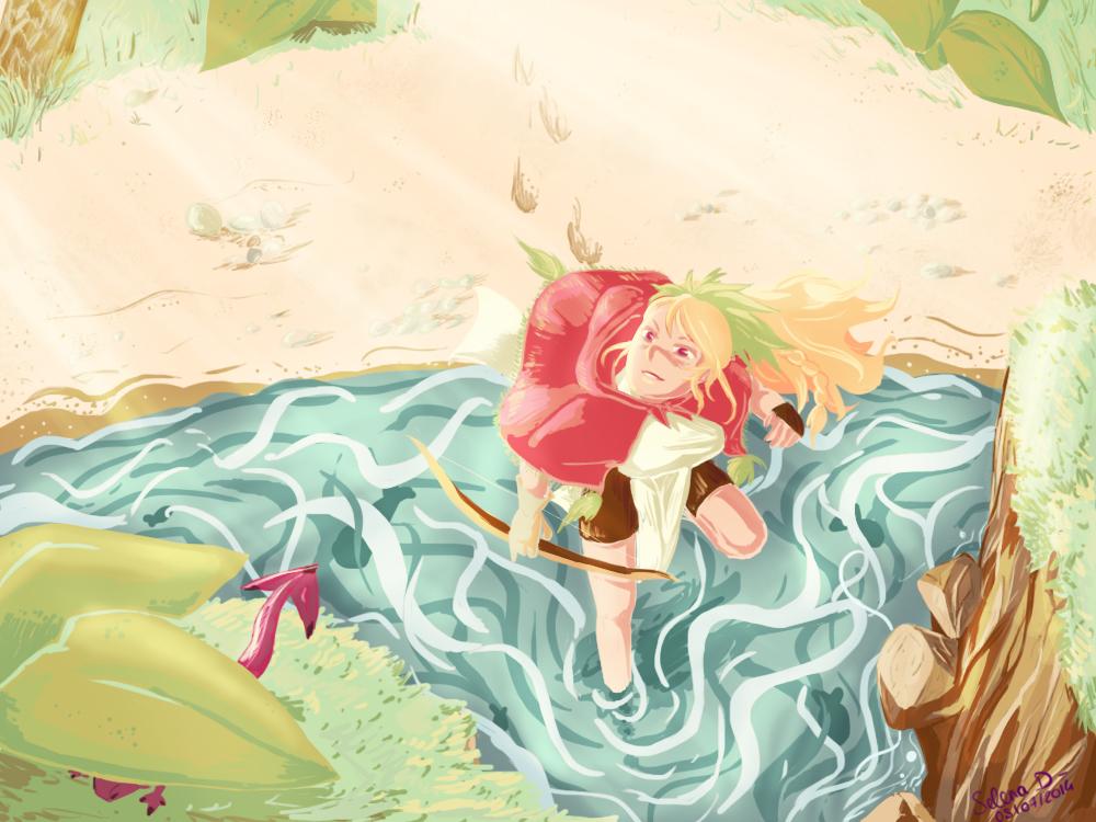 Hunt. by Missy-Lee-Art