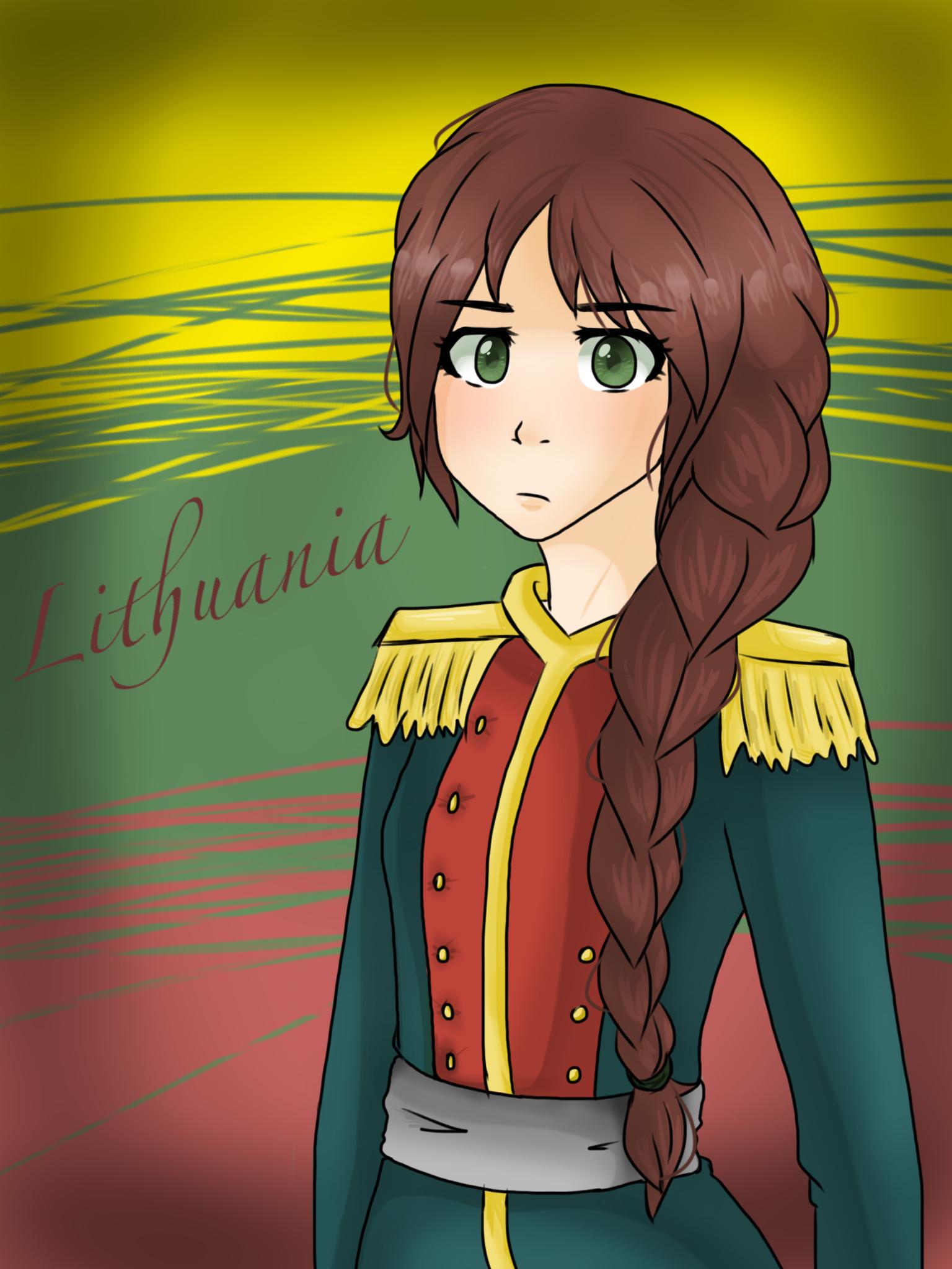 Female lithuania