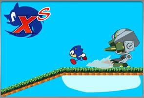 Sonic X Shuffle by sunami-knukles