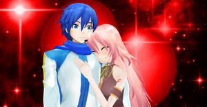 Kaito and Luka