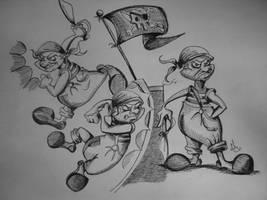 Pirate Steam by MiltonCamargo64