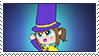 Hat Kid Stamp by Meowstic-45