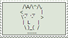Badly Made ASCII Art Stamp by Meowstic-45