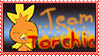 Team Torchic Stamp by Meowstic-45