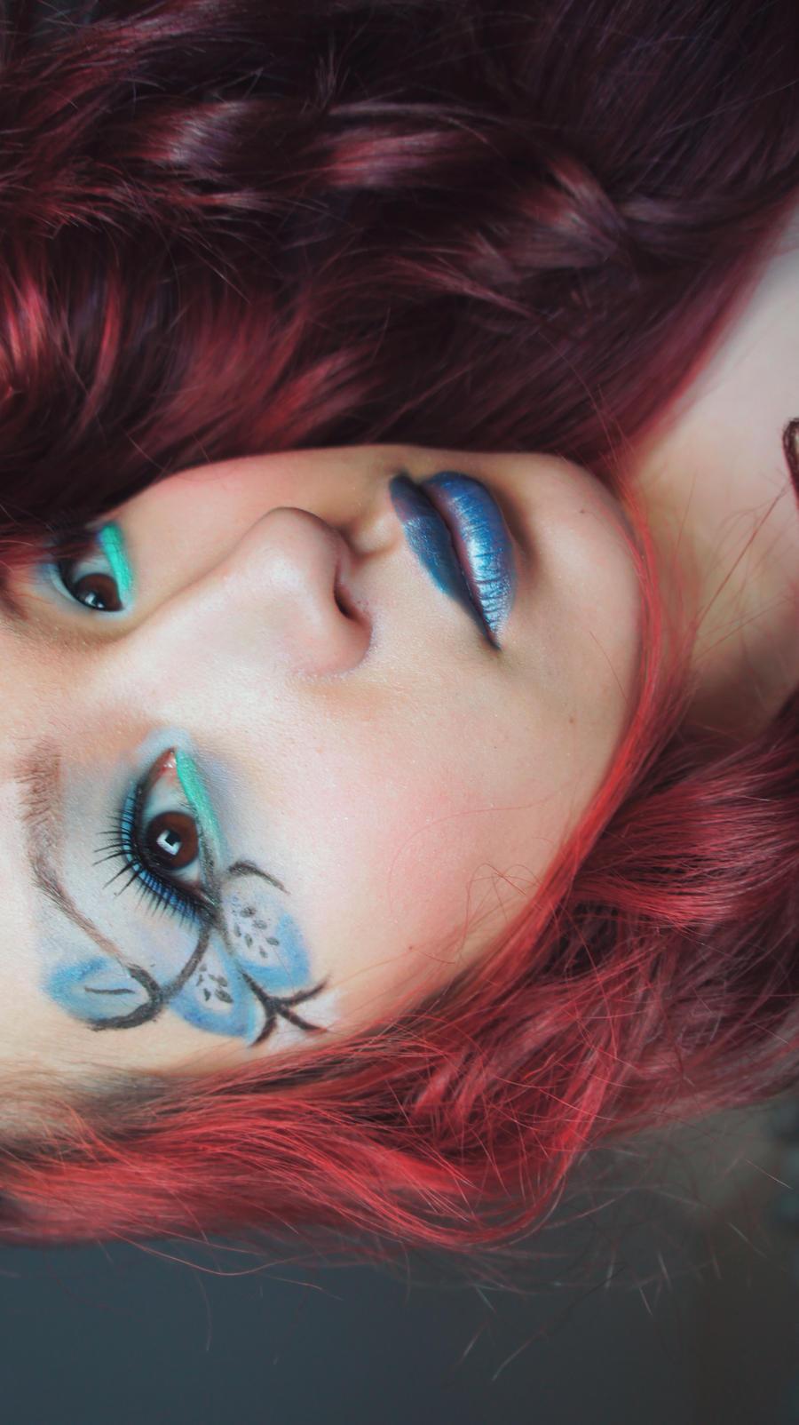Pixie makeup