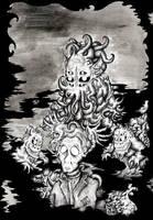 Alien Mental Domination by inkarts