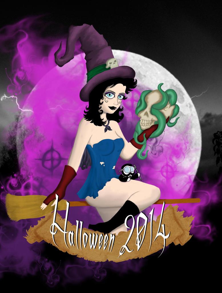Halloween 2014 by inkarts