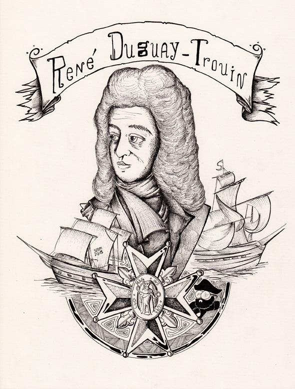 Duguay Trouin by inkarts