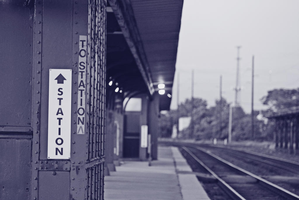 The Station by LassieBob
