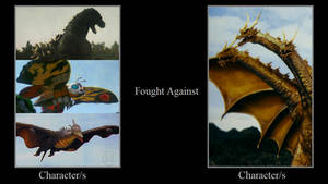 Ghidorah, the 3-Headed Monster (1990's Version)