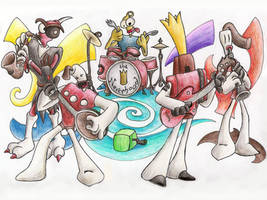 All Klay Band by Pyreo