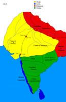 semi-Harappan India by freodhoric