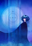 Gris - Feeling Blue by snowishtiger