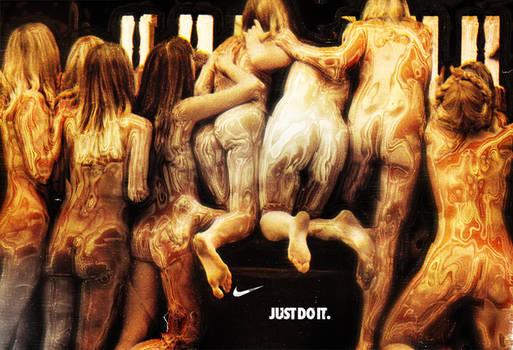 Just do it ladies.