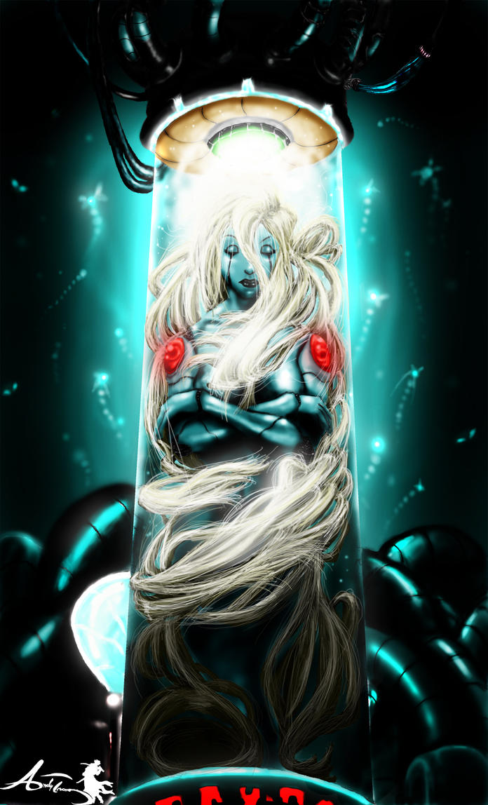 Cyborg by CypherDS