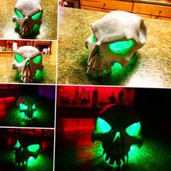 Sea of Thieves Foul Bounty Skull 3D Print by GarrettWilliams