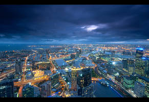 Melbourne South by pmd1138