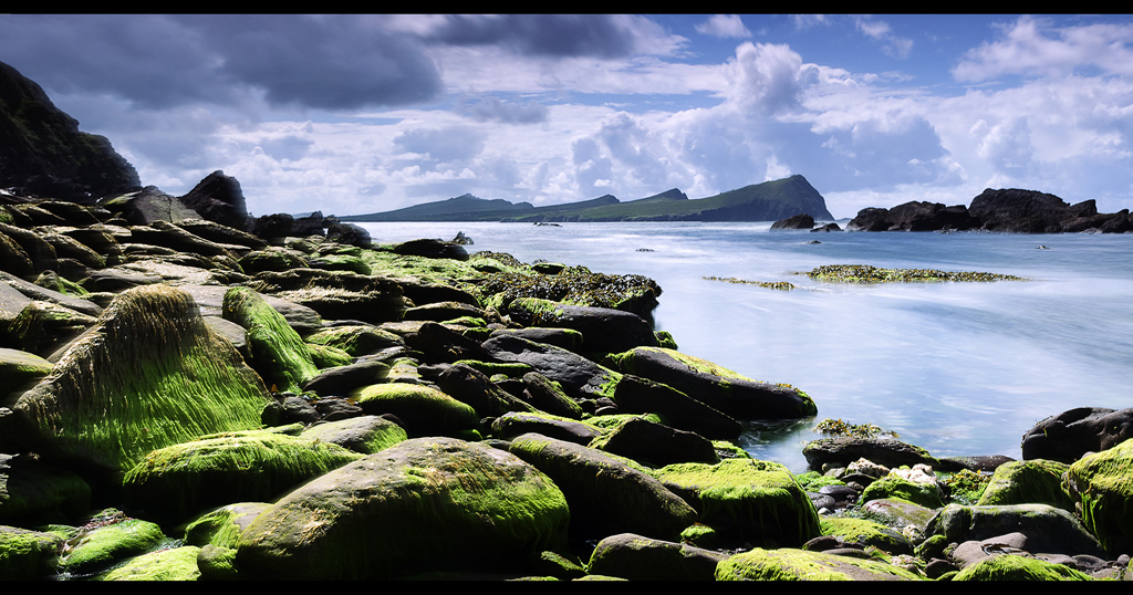 A view of the Three Sisters. Kerry, Ireland. by pmd1138