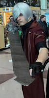 Devil May Cry 4 Dante Cosplay