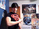 Superboy cosplay