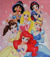 Disney Princesses by Devi-Tiger