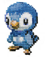 393 - Piplup by Devi-Tiger