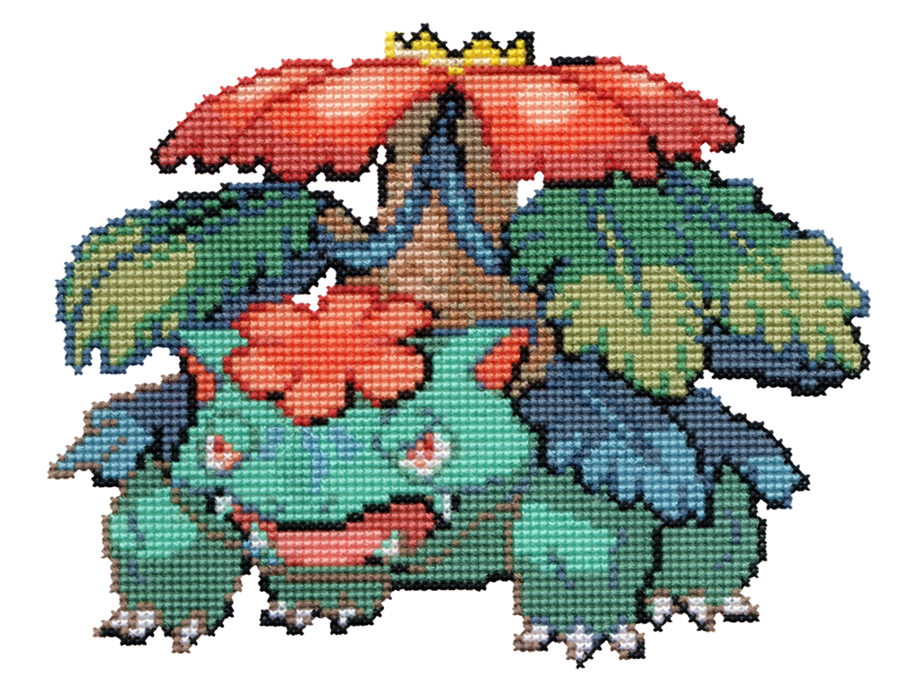 Mega Venusaur by Devi-Tiger