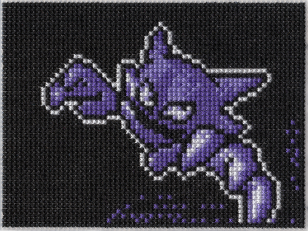 93 - Haunter Card by Devi-Tiger