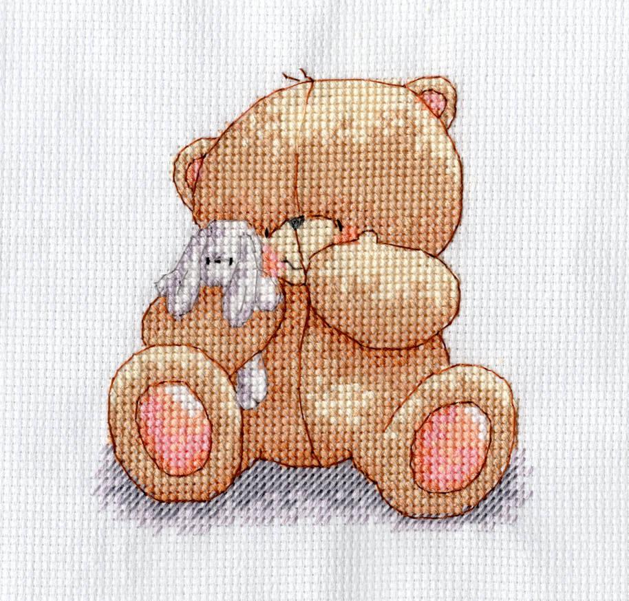 Bear Hugs by Devi-Tiger