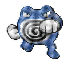 062 - Poliwrath by Devi-Tiger