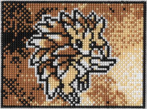 28 - Sandslash Card