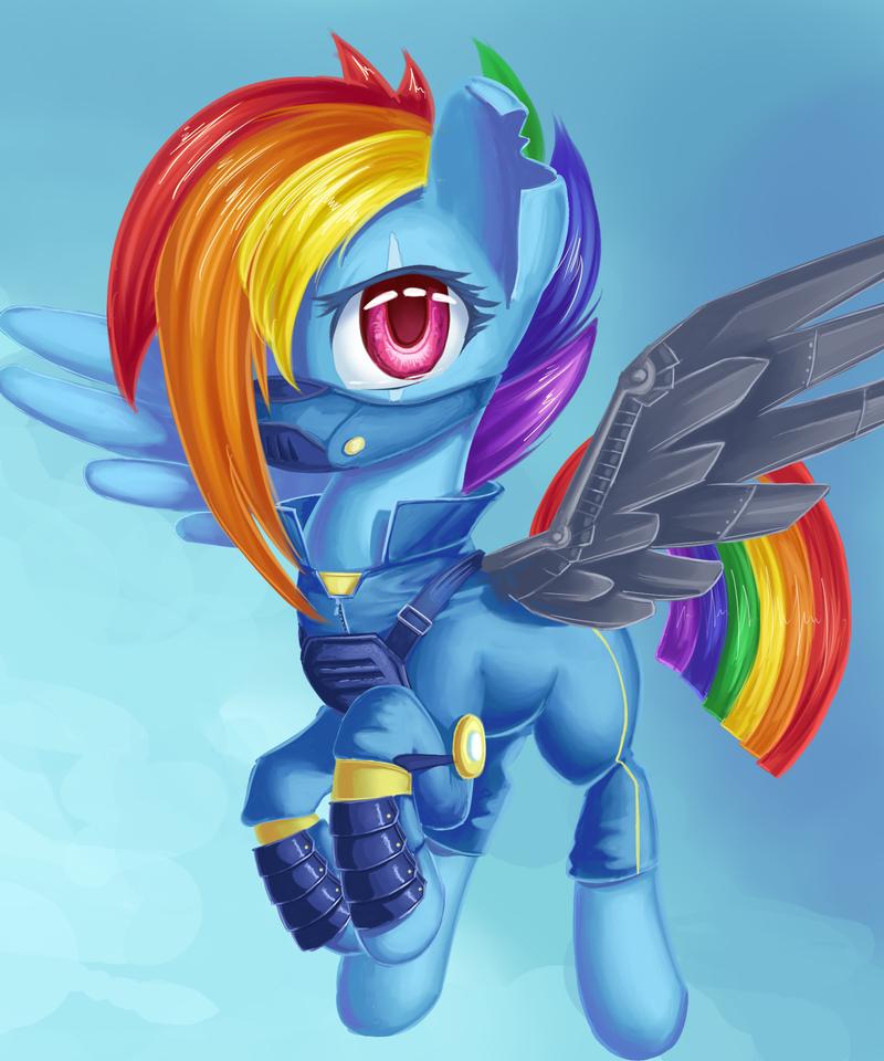 Warriors Of The Rainbow Watch Online: Rainbow Dash Favourites By HappinessPony On DeviantArt