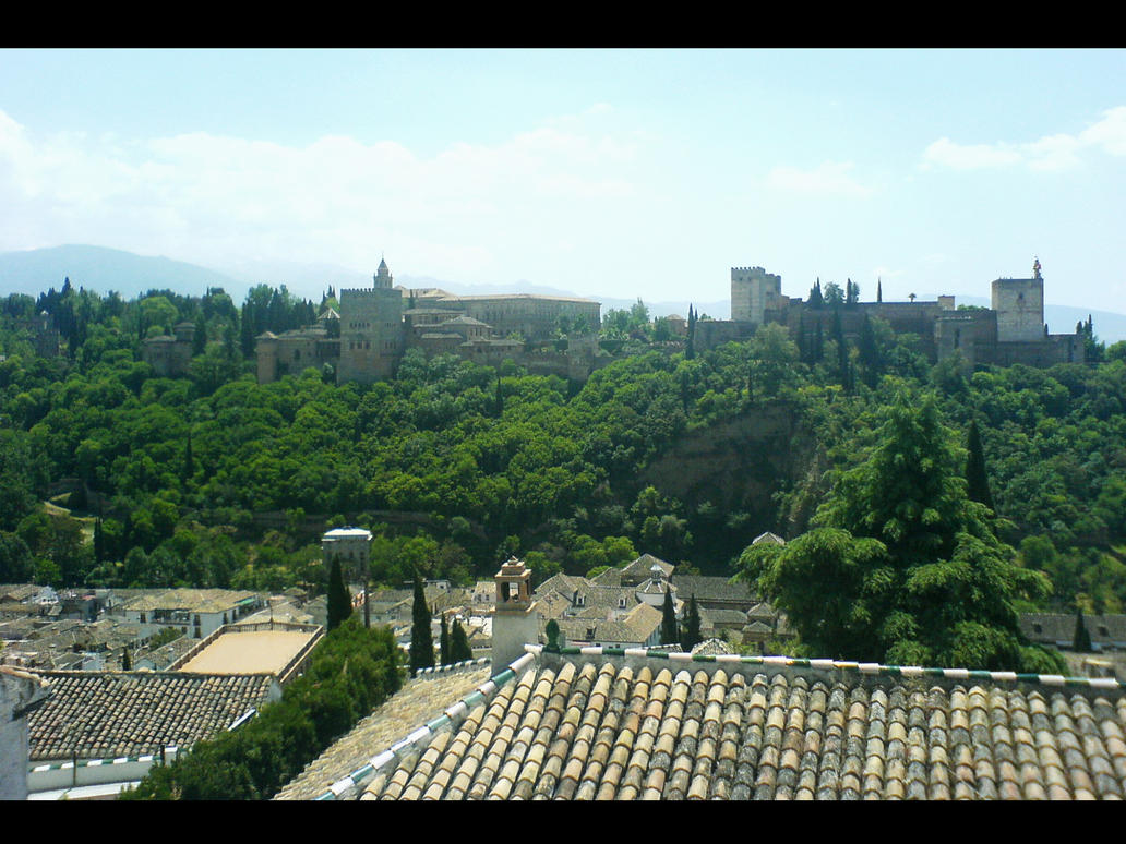 Alhambra by Uito2