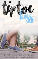 Wattpad Cover [Tiptoe Kiss by EsileMun] by jelsaSnowflake