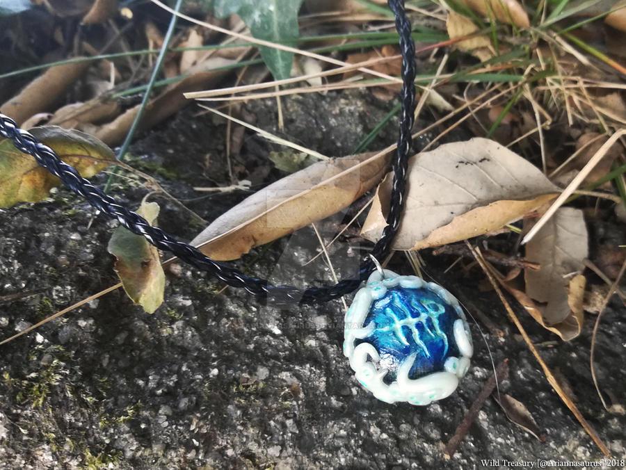 Milkweed Rune Necklace