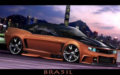 camaro brazil 5 by carl-designer