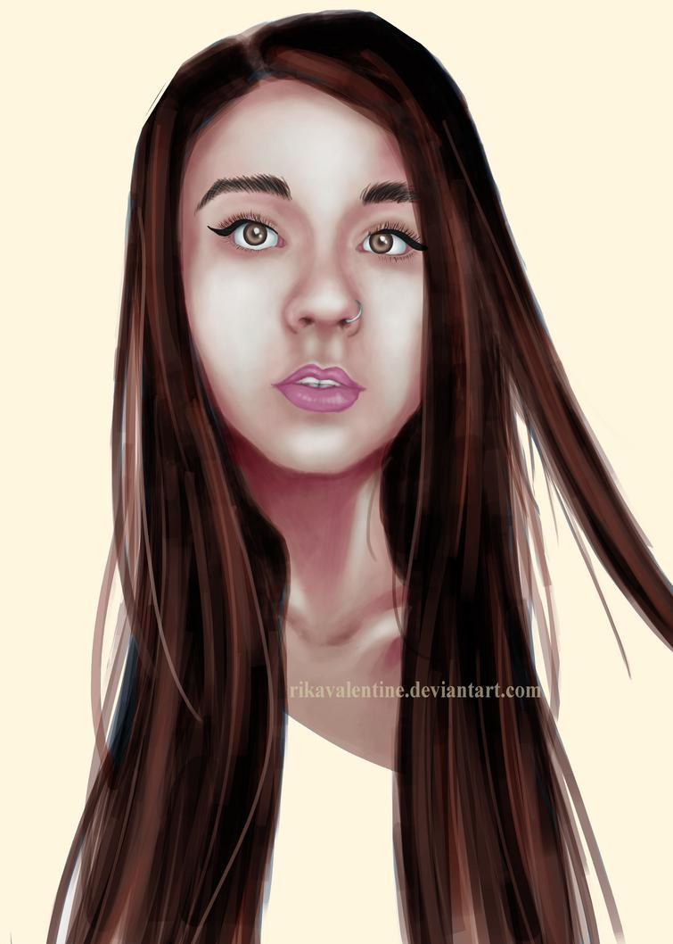 Alyssa by RikaValentine
