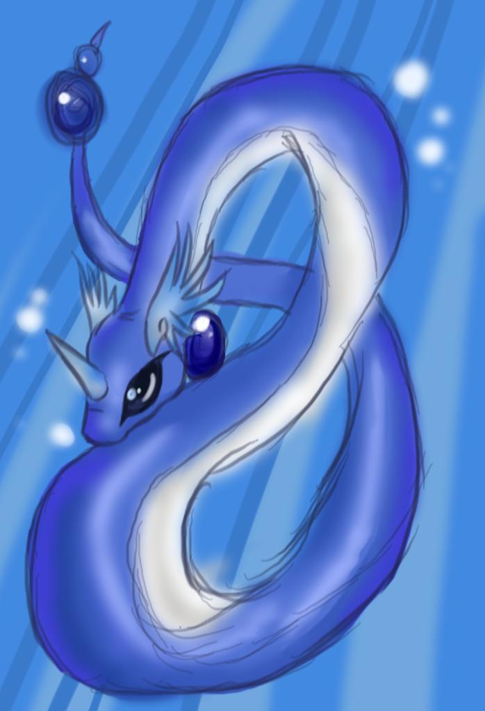 Pokemon Project Dragonair 189176750